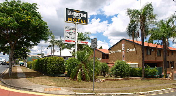 Lancaster Court Motel 521 Ipswich Road Annerley Queensland