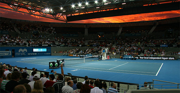 Accommodation for Queensland Tennis Centre